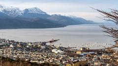 Ushuaia City - High view - 03234 (Jorge A Miguel) Tags: ushuaia provinciadetierradelfuego argentina