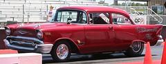 "1957 Chevy ""Retirement Toy"" (Bill Jacomet) Tags: shra xtreme raceway park ferris tx texas 2019 drag racing strip dragstrip dragracing"
