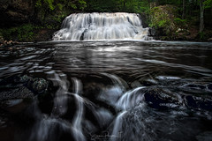 Carry Me Away (Simmie | Reagor - Simmulated.com) Tags: 2019 cascade coginchaugriver connecticut connecticutphotographer d750 evening june landscapephotographer longexposure middlesexcounty middletown naturephotographer newengland nikon northeast stream summer wadsworthstatepark wadsworthsfalls digital smoothwater water waterfall rockfall unitedstatesofamerica