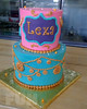 Shimmer and Shine Cake (Ale - Bakeandfun) Tags: cakes fondant fondantcake lakewoodranch specialty