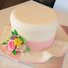 Moms Hat Cake (Ale - Bakeandfun) Tags: cakes fondant fondantcake lakewoodranch specialty