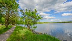 The Great Trail  - Pinawa, Manitoba (Kneale Quayle) Tags: canada manitoba pinawa spring2019 thegreattrail winnipegriver prairies