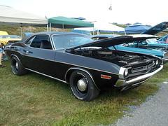 1971 Dodge Challenger (splattergraphics) Tags: 1971 dodge challenger ebody carshow carlisle carlisleallchryslernationals mopar carlislepa