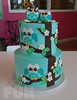 Owls Cake (Ale - Bakeandfun) Tags: cakes fondant fondantcake lakewoodranch specialty