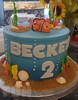Finding Nemo Cake (Ale - Bakeandfun) Tags: cakes fondant fondantcake lakewoodranch specialty