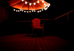umbrella of the night