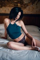 Ainslee (Randy Wei) Tags: fujifilm mitakon zhongyi speedmaster indoors naturallight bodoir bedroom og250