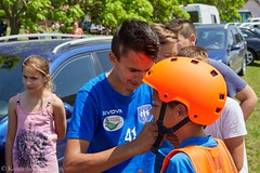 Csertő Kerékpáros Közlekedésbiztonság 2019-06-08 (15) (neonzu1) Tags: people outdoors csertő village countryside eventphotography safety instruction