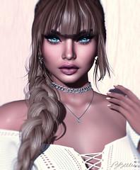 (babibellic) Tags: secondlife sl sexyprincess blogger beauty babigiobellic bento babibellic portrait people glamaffair avatar aviglam virtual genusproject girl doux