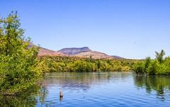 Roosevelt Lake (Buck--Fever) Tags: arizona arizonaskies arizonadesert arizonawonders waterinthedesert dutchwomenbuttearizona rooseveltlake saltriverlakes canon60d tamron18400lens landscape earthnaturelife nature