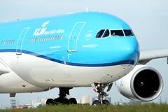 Airbus A330-303 (dejuczi) Tags: airbusa330 klm torontopearson pearsonairport yyz