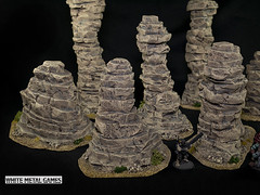 Badlands Terrain (whitemetalgames.com) Tags: terrain for rent or sale whitemetalgames wmg white metal games painting painted paint commission commissions service services svc raleigh knightdale northcarolina north carolina nc hobby hobbyist hobbies mini miniature minis miniatures tabletop rpg roleplayinggame rng warmongers wargamer warmonger wargamers tabletopwargaming tabletoprpg if its warhammer40k add these tags flickr instead warhammer 40k warhammer40000 wh40k paintingwarhammer gamesworkshop workshop citadel orks ork orc orruk badlands bad lands arizona rocky desert west world