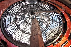 walter coop pty ltd,  shot tower at Melbourne Central (75kombi) Tags: waltercoopptyltd shottower melbournecentral