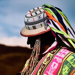 Inca man (Sony J Thomas) Tags: inca man portrait peru travel