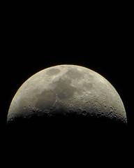 Clair de lune (Diego_Valdivia) Tags: luna moon astrophotography astrofotografía nightsky