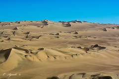 Sand Dunes (E. Aguedo) Tags: sand dunes huacachina peru ica desert hot weather shapes sky southamerica ngc