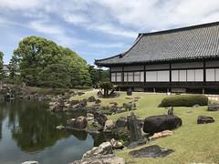 Nijo Castle (which dates 17th c.) (C-Monster) Tags: nijocastle kyoto japan castle architecture
