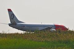 LN-KKL (mduthet) Tags: lnkkl boeing b737 norwegianairshuttle aéroportdenicecôtedazur