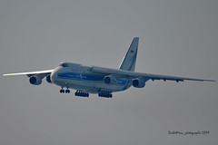 RA-82081 (mduthet) Tags: ra82081 antonov an124 cargo aéroportdenicecôtedazur