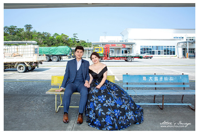 {海外婚紗} Jack + Cindy @沖繩