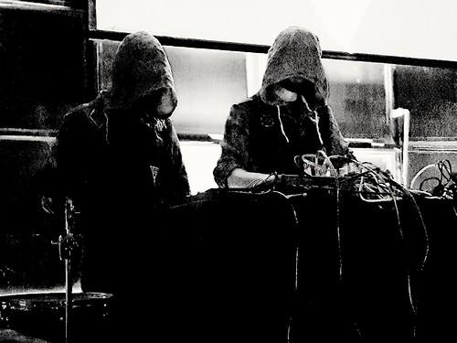 Ультраполярное Вторжение. Russian noise duet