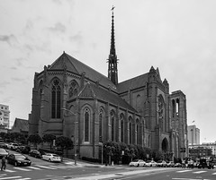 Grace Cathedral (yorgasor) Tags: cathedral catholic sanfrancisco gracecathedral church sony a7r2 17mm tse tiltshift