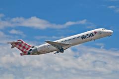 EI-FGH Boeing 717-2BL Volotea Airlines PMI 28-05-19 (PlanecrazyUK) Tags: lepa sonsantjoanairport aeroportdesonsantjoan palmademallorcaairport eifgh boeing7172bl voloteaairlines pmi 280519