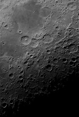 """Sea Nectar, Gulf Severity, and craters: Theophilus, Cyril, Catalina.  Dobson 10""""+ IPhone SE.  Single shot.  06/09/19. (akorenchuk) Tags: 10 dobson dobsonian photo astrophoto telescope sea craters moon"""