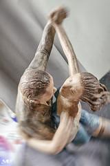 Tango - Vilma Carrizo NKAEP LM+35 1007942 (mich53 - thank you for your comments and 6M view) Tags: leicamtype240 summiluxm35mmf14asph télémètre entfernungsmesser rangefinder danse danseur sculpture art vilmacarrizo tango couple exposition evénement mouvement