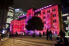 Vivid Sydney - MCA (Val in Sydney) Tags: vivid sydney australia australie nsw mca museum contemporary art