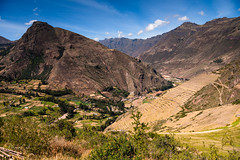 Agriculture by Terris (Selectivebits) Tags: peru cusco sacredvalley inca
