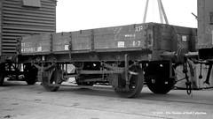 c.1964 - Albert Dock, Hull. (53A Models) Tags: britishrailways lms 13t 3plank openwagonm476483goods wagonfreight caralbert dockhulleast yorkshire train railway locomotive railroad