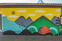 Fresque SOIA-142 (Mairie de Colomiers (compte officiel)) Tags: artiste colomiers soia sophie fresque peinture valdaran