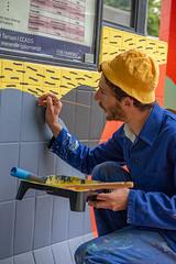 Fresque SOIA-176 (Mairie de Colomiers (compte officiel)) Tags: artiste colomiers soia sophie fresque peinture valdaran