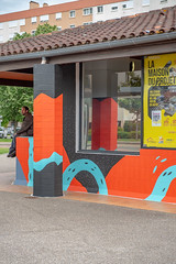 Fresque SOIA-163 (Mairie de Colomiers (compte officiel)) Tags: sophie peinture fresque artiste soia valdaran colomiers