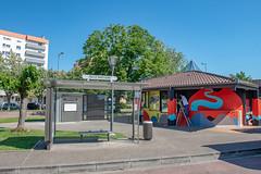 Fresque SOIA-151 (Mairie de Colomiers (compte officiel)) Tags: artiste colomiers soia sophie fresque peinture valdaran