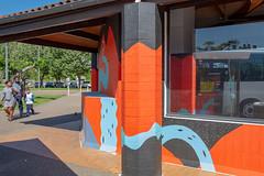 Fresque SOIA-149 (Mairie de Colomiers (compte officiel)) Tags: artiste colomiers soia sophie fresque peinture valdaran