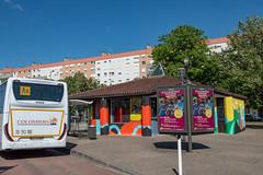 Fresque SOIA-146 (Mairie de Colomiers (compte officiel)) Tags: artiste colomiers soia sophie fresque peinture valdaran