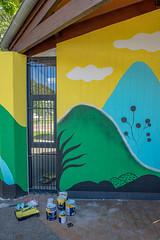 Fresque SOIA-140 (Mairie de Colomiers (compte officiel)) Tags: artiste colomiers soia sophie fresque peinture valdaran