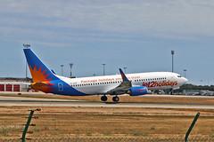G-JZHF Boeing 737-8K2 Jet2.com PMI 28-05-19 (PlanecrazyUK) Tags: lepa sonsantjoanairport aeroportdesonsantjoan palmademallorcaairport gjzhf boeing7378k2 jet2com pmi 280519