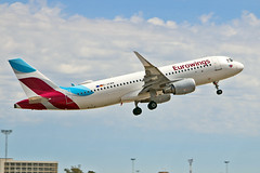 D-AEWN Airbus A.320-214SL Eurowings PMI 28-05-19 (PlanecrazyUK) Tags: lepa sonsantjoanairport aeroportdesonsantjoan palmademallorcaairport daewn airbusa320214sl eurowings pmi 280519