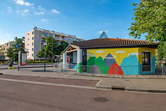 Fresque SOIA-128 (Mairie de Colomiers (compte officiel)) Tags: artiste colomiers soia sophie fresque peinture valdaran