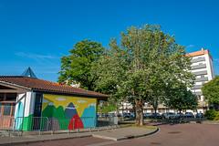 Fresque SOIA-127 (Mairie de Colomiers (compte officiel)) Tags: artiste colomiers soia sophie fresque peinture valdaran