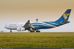 [CDG.2011] #Oman.Air #WY #Airbus #A330 #A332 #A4O-DA #awp (CHRISTELER / AeroWorldpictures Team) Tags: airlines airliner omanair wy oma gulf middeleast arab oman aircraft airplane plane avion airbus a330 a332 a330243 cn1038 engines rr trent a4oda fwwym planespotting spotting paris cdg lfpg france runway reverse landing spotter christeler aeroworldpictures awp team avgeek aviation picture photo nikon d300s nef raw nikkor 70300vr lightroom sunrise