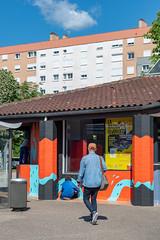 Fresque SOIA-153 (Mairie de Colomiers (compte officiel)) Tags: artiste colomiers soia sophie fresque peinture valdaran
