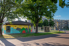 Fresque SOIA-129 (Mairie de Colomiers (compte officiel)) Tags: artiste colomiers soia sophie fresque peinture valdaran