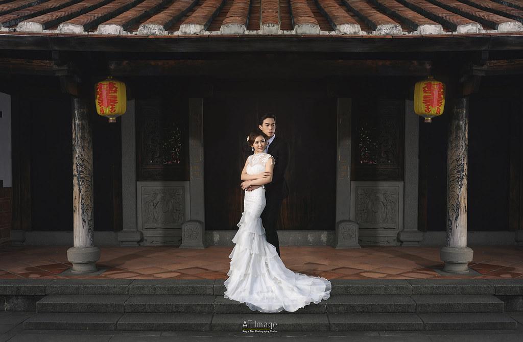 <自助婚紗> 樓蘭 & 福熙