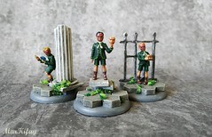 3 (MarKifay) Tags: miniatures creation handmade games board malifaux