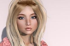 ND/MD Kira - WIP (Alea Lamont) Tags: ndmd skins female skin teenager girls freckles dimples catwa laq lelutka genus vista