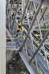 Göschenen - Steel Truss Bridge (Kecko) Tags: 2019 kecko switzerland swiss schweiz suisse svizzera innerschweiz zentralschweiz uri gotthard göschenen göschenerreuss brücke bridge stahlfachwerkbrücke swissphoto geotagged geo:lat=46667440 geo:lon=8589440
